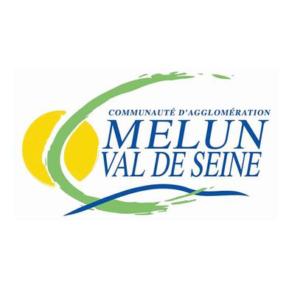 Logo de Communauté d'Agglomération Melun Val de Seine